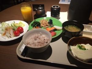 品川プリンスホテル朝食バイキング