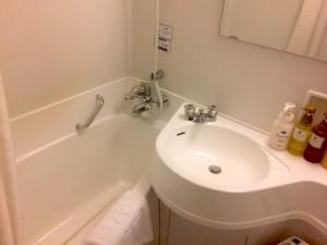 品川プリンスホテル風呂