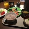 品川プリンスホテル イーストタワーと朝食
